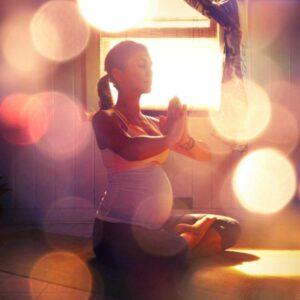 Joga za nosečnice