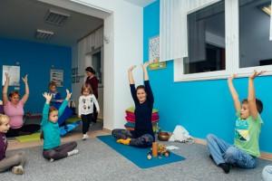 Izobraževanje za učitelje joge za otroke
