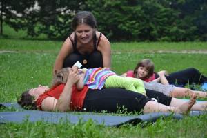 Pravljična joga za otroke